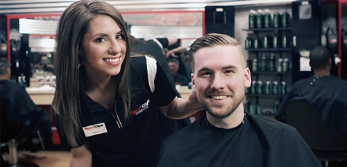 Sport Clips Haircuts of The Village at Bulverde Marketplace Haircuts